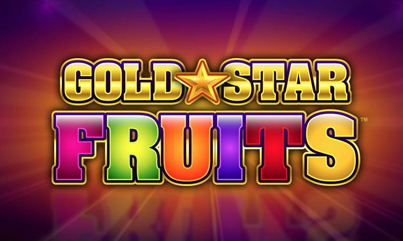 gold star fruits slot
