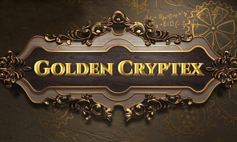 golden cryptex slot