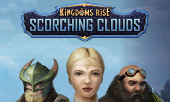 kingdoms rise scorching clouds slot