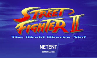 the street fighter II the world warrior slot