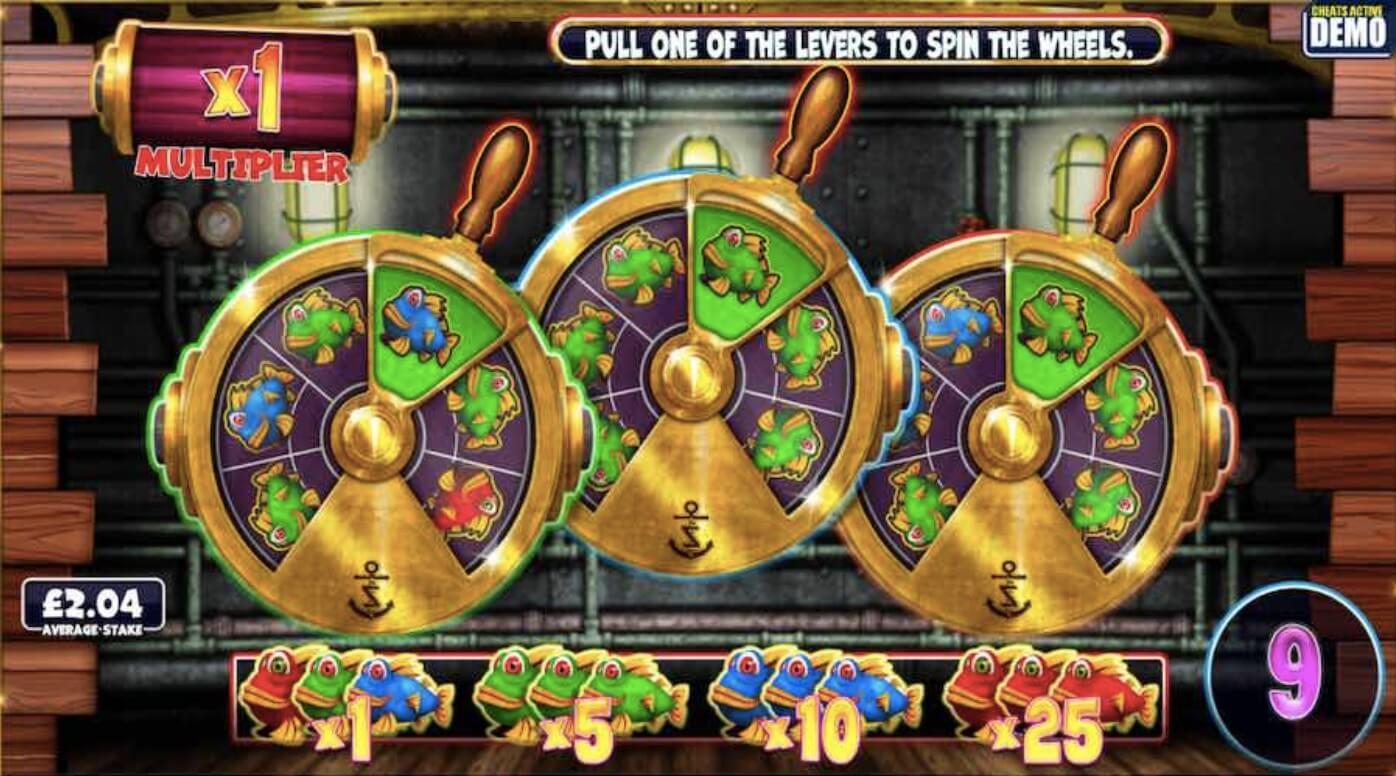 Spiele Captain Cashfall - Video Slots Online