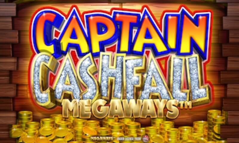 Captain Cashfall Megaways Slot