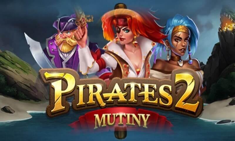Pirates 2 Mutiny Slot