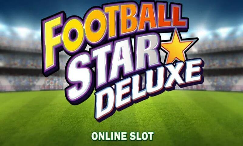 Football Star Deluxe Slot
