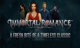 Immortal Romance Remastered Slot