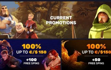 Promotions at Betamo Casino