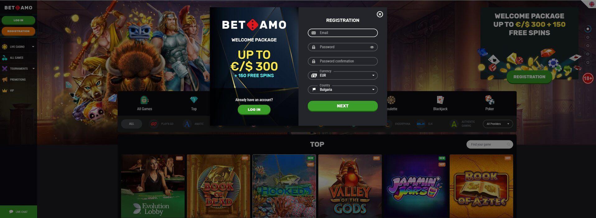 Betamo Casino Review Safe Or Scam