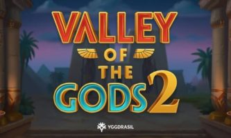 Valley of the Gods 2 Slot