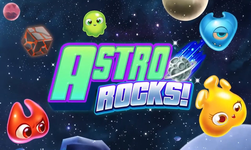 Astro Rocks Slot