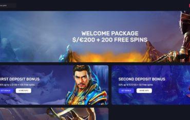 Woo Casino - Welcome Bonuses