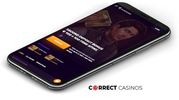 Dux Casino - Mobile Version