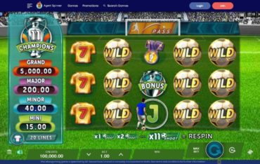 Game Play at AgentSpinner Casino