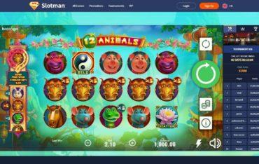 Slotman Casino Review Safe Or Scam