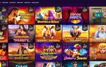 Games at Haz Casino