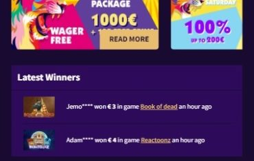 Haz Casino - Mobile Version