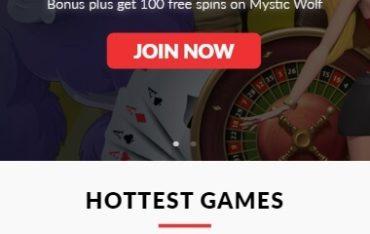 JacksPay Casino - Mobile Version