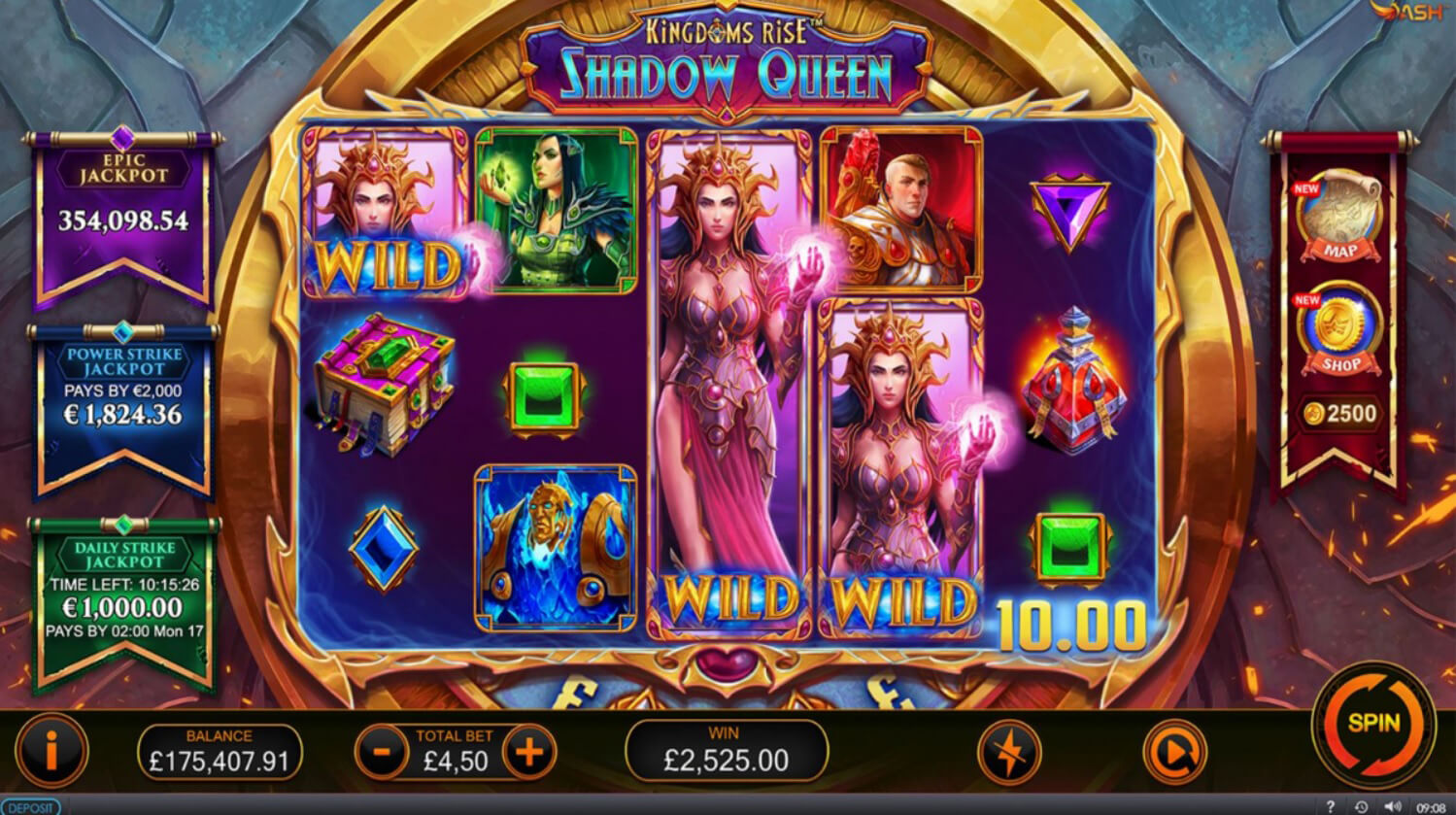 Spiele Shadow Shows - Video Slots Online