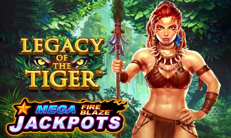 Legacy of the Tiger Slot