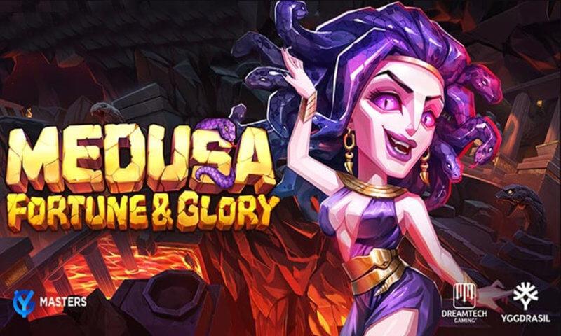 Medusa Fortune & Glory Slot