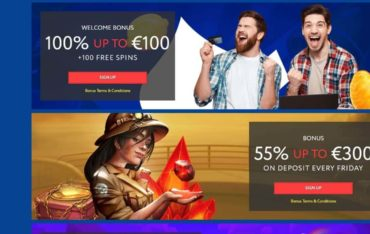 Promotions at Euslot Casino
