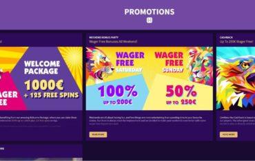 Promotions at Haz Casino