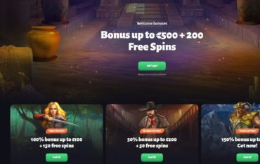 Promotions at Slothunter Casino