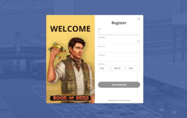Sign Up at AgentSpinner Casino