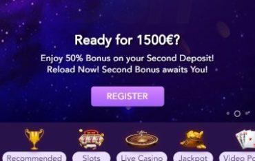 Better Dice Casino - Mobile Version