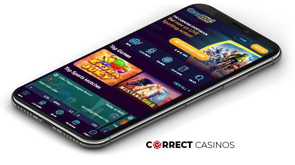 Casino360 - Mobile Version