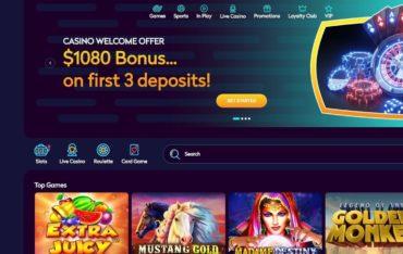 Casino360bet - Website Review