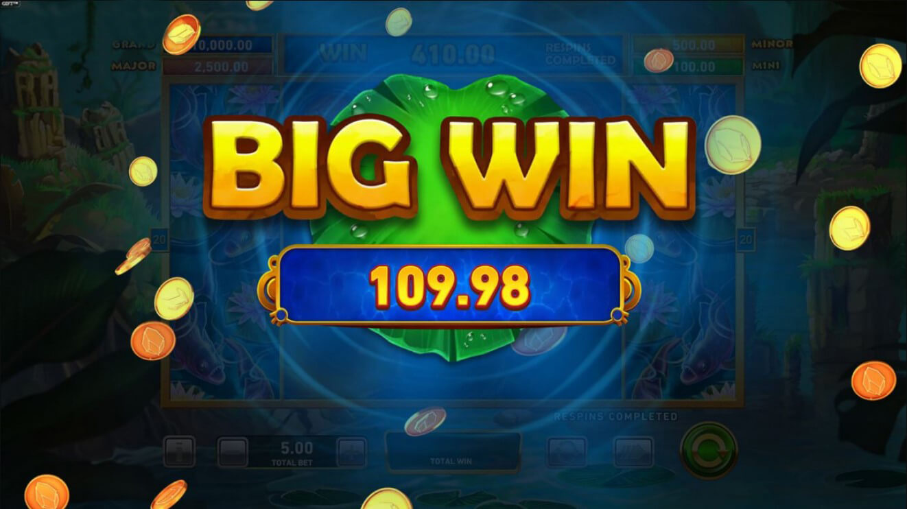 Jackpot party slot games