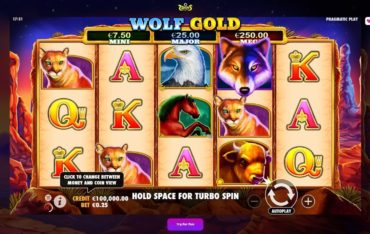Game Play at 7signs Casino