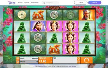 Game Play at Tsars Casino