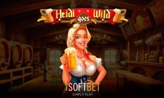 Heidi Goes Wild Slot