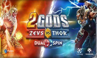 2 Gods Zeus Vs Thor Slot