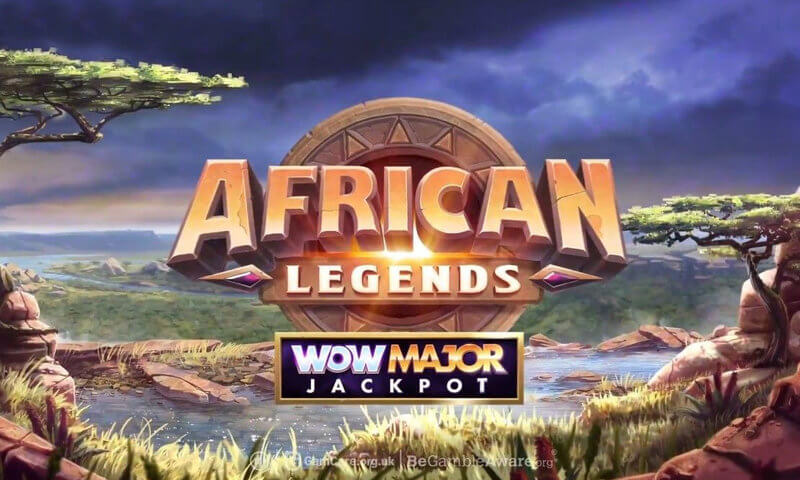African Legends Slot