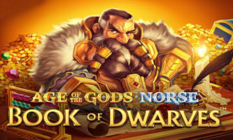 Age of the Gods Norse Book of Dwarves Slot