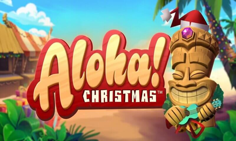 Aloha Cluster Pays Christmas Edition Slot