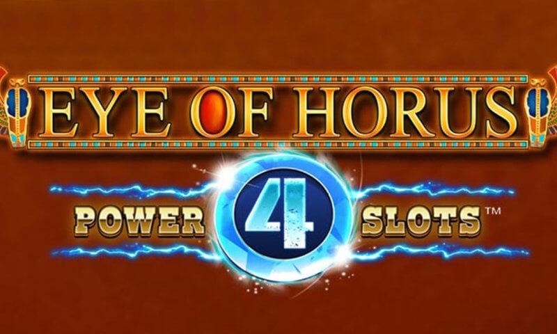 Eye of Horus Power 4 Slots