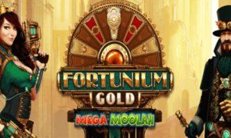Fortunium Gold Mega Moolah Slot