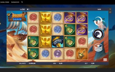 Game Play at Casino Universe