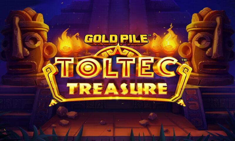 Gold Pile Toltec Treasure Slot