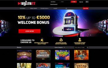 Magicazzcom - Website Review