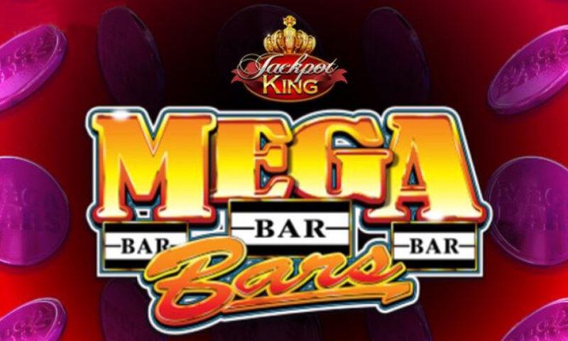 Mega Bars Jackpot King Slot