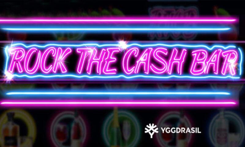 Rock the Cash Bar Slot