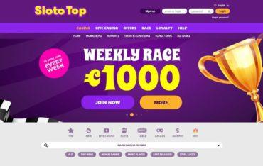 Slototopcom - Website Review