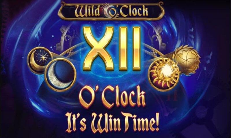 Wild o' Clock Slot