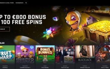 casinouniversecom - Website Review
