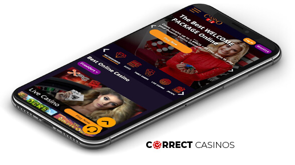 Casino765 - Mobile