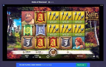 Game Play at Frumzi Casino